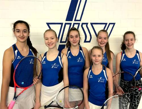 Juniorinnen krönen starke Saison mit Aufstieg