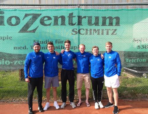 Saisonauftakt geglückt – Herren starten mit Sieg in die Verbandsliga