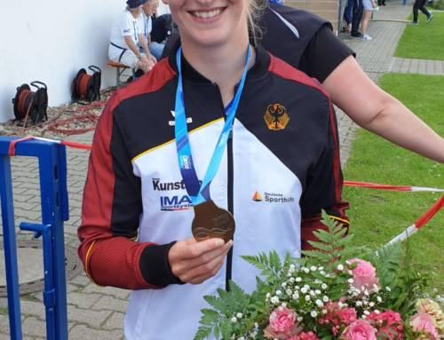 Weltcup-Gold für Caroline Arft und Max Rendschmidt