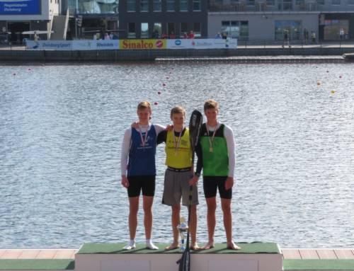 Dreifacher Medaillengewinn für Matthias Panzer bei den Westdeutschen Meisterschaften