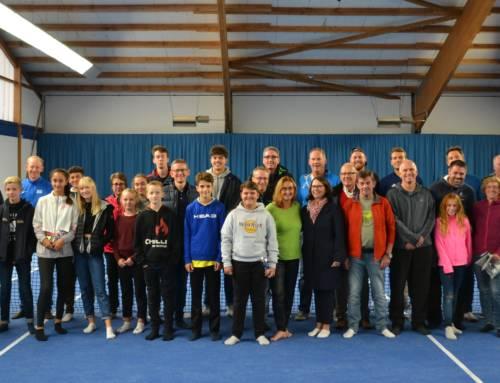 WSV Tennisabteilung feiert Saisonabschluss mit vereinsinternen Meisterschaften