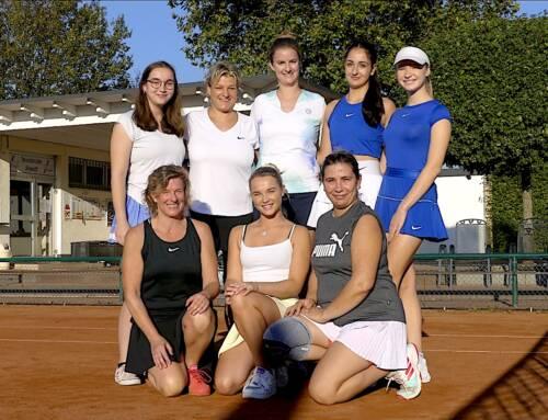 Damenmannschaft freut sich über die Rückkehr in die Bezirksliga